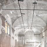 STONESCAPE, vista d'insieme dell'installazione. Foto Enrico Geminiani