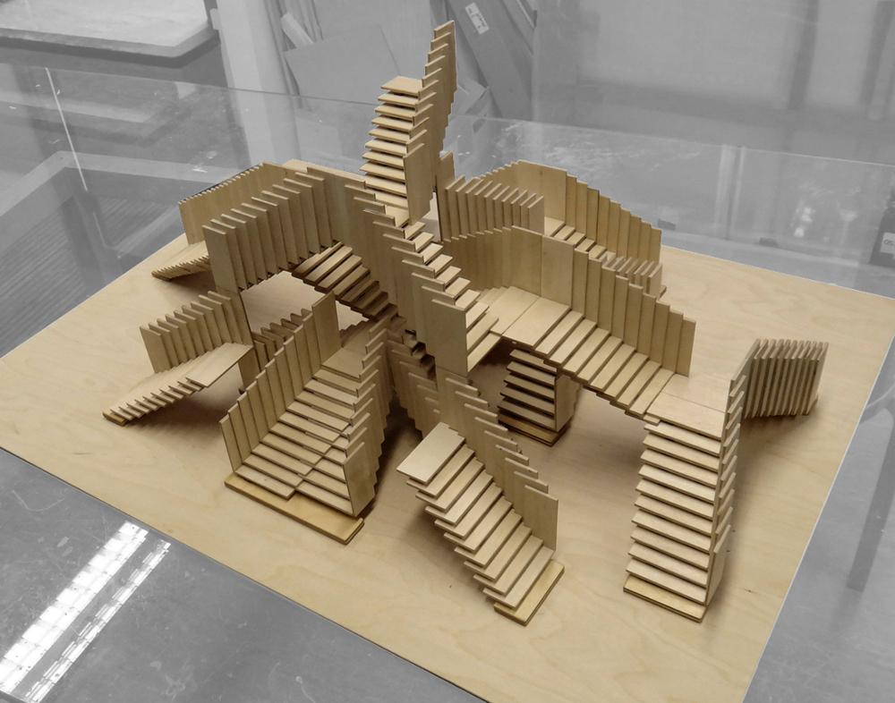 Material Design Gt Lo Studio Drmm Architects Innalza Le
