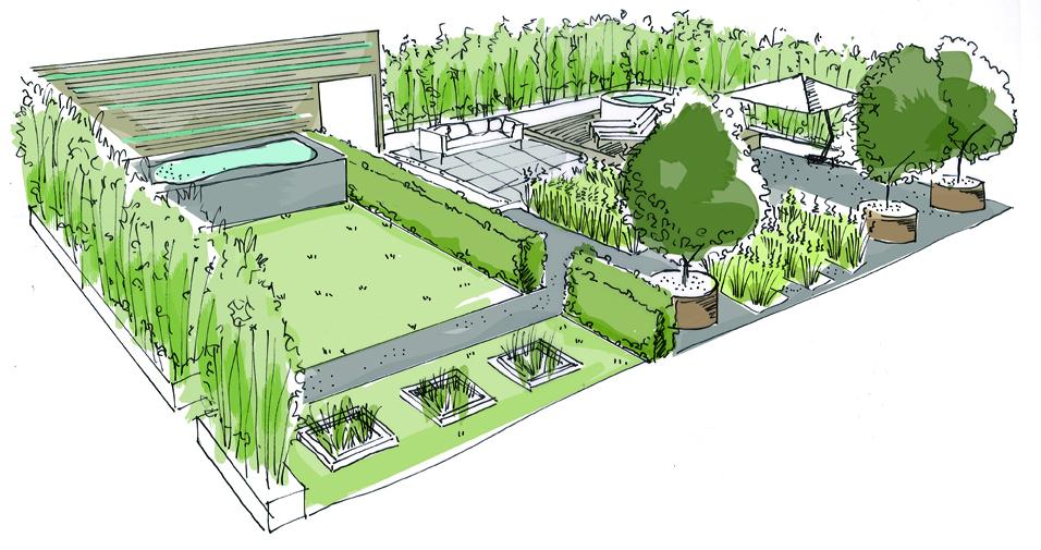 Architetto di giardini mf82 regardsdefemmes for Progettazione di architettura online