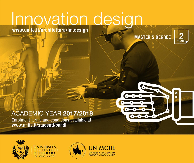 Material design laurea magistrale in innovation design for Laurea magistrale design